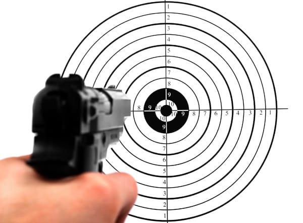 การยิงปืน หลักการยิงปืนเบื้องต้น ฉบับมือใหม่ ฝึกทำได้ด้วยตัวเอง