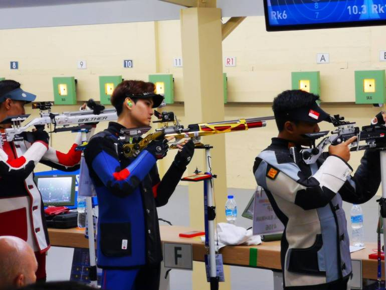 ยิงปืน อยากเป็นนักกีฬายิงปืน ติดทีมชาติ ต้องทำอย่างไร
