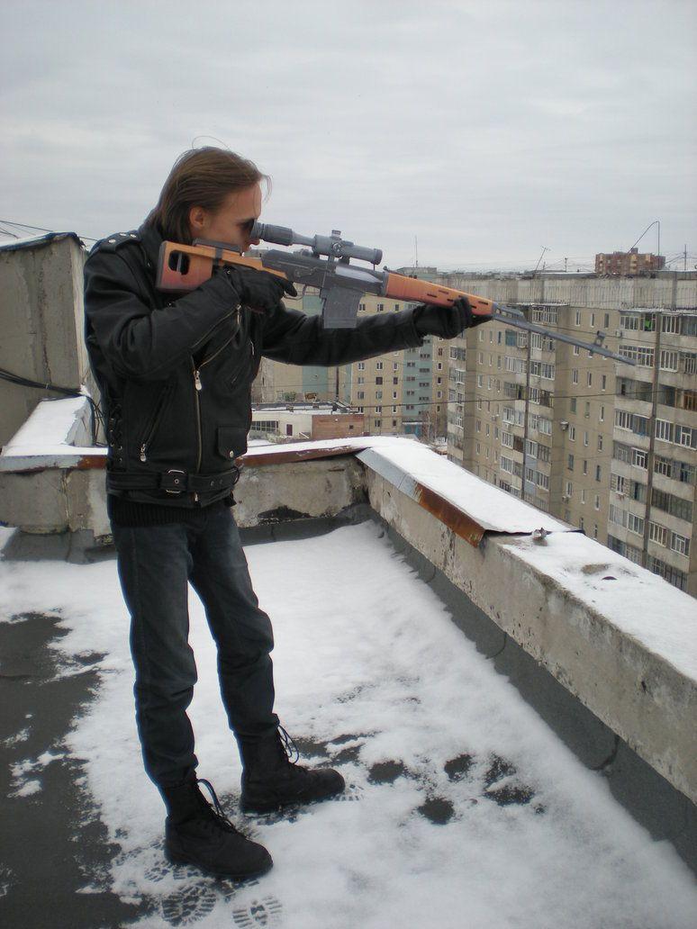 ประวัติความเป็นมา DRAGUNOV ปืนไรเฟิลซุ่มยิง ในตำนาน
