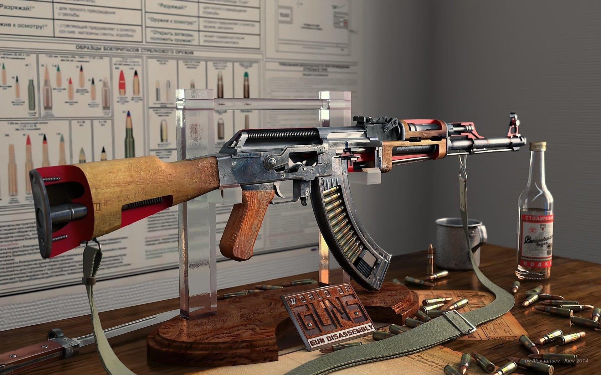 ตำนานปืน AK-47 ที่ใครหลายคนยังไม่รู้